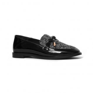 Heather Tweed Loafer